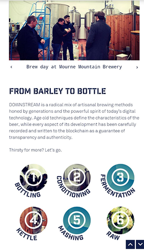 DOWNSTREAM Website