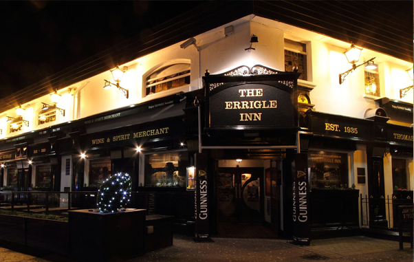 The Errigle Inn Ormeau Road