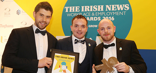 Ireland Craft Beers Winners of Irish News Entrepreneurial Spirit WEA
