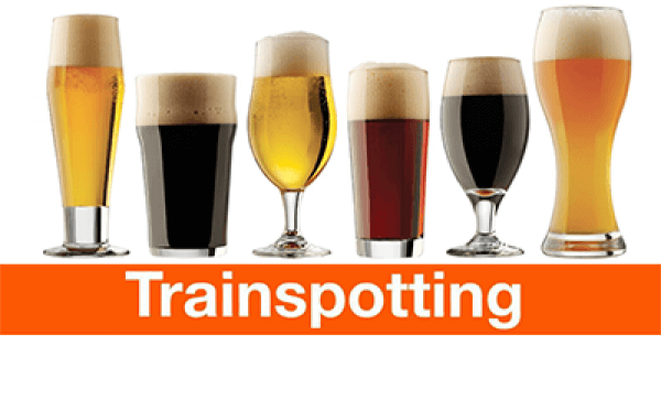 Trainspotting Irish Craft Beer