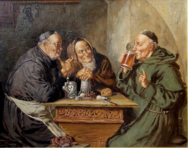 Early beer drinkers in Ireland