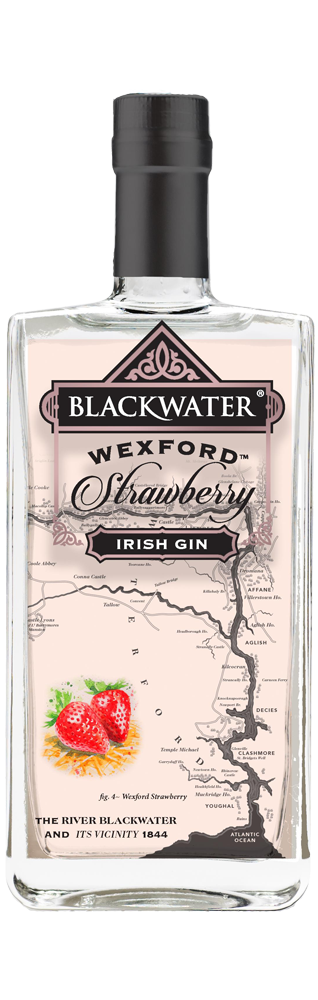 Blackwater Wexford Strawberry Gin