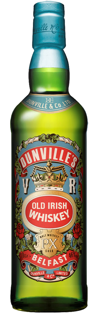 Dunville's PX 10 Year Old Single Malt