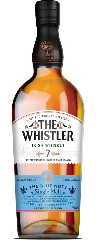 The Whistler 7 Year Old Whiskey