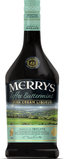 Toffee Buttermint Irish Cream Liqueur