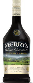 White Chocolate Irish Cream Liqueur