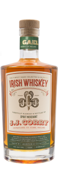 JJ Corry The Gael Irish Whiskey